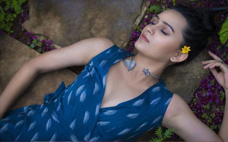Parna Pethe's Stunning Photo Shoot: The Longing Series
