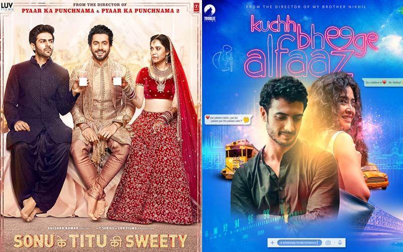 Kartik Aaryan's Sonu Ke Titu Ki Sweety And Kuch Bheege Alfaaz: A Film Combo Of Comedy And Romantic-Drama To End Your Weekend Perfectly-PART 63