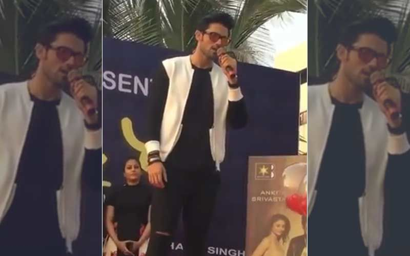 Parth Samthaan Croons An Emotional Song- Video Goes Viral!