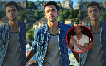 Parth Samthaan Shaking A Leg To Salman Khan's Oh Oh Jaane Jaana Will Make You Want To Hit The Dance Floor Now