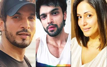 Parth Samthaan Admits To 'Moments Of Depression'; Hina Khan Showers Love, Arjun Bijlani Recommends A Song To Get Him 'Rocking' Again