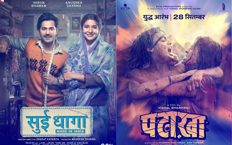 Sui Dhaaga And Pataakha Box-Office Collection, Day 2: Anushka Sharma - Varun Dhawan Steal The Show From Warring Sisters