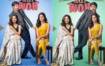 Pati Patni Aur Woh Posters: Kartik Aaryan Aka Chintu Tyagi Is Always 'Right' Even If His Heart Is On The 'Left'