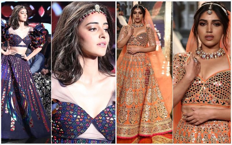 'Woh' Ananya Panday Or 'Patni' Bhumi Pednekar- Who Set The Ramp On Fire In Abu Jani-Sandeep Khosla Creations?