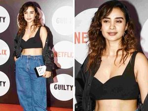 Rajkummar Rao's GF Patralekhaa Slams Trolls For Calling Her 'Cheap' And 'Wannabe'; 'It's My Body I Will Wear What I Like'