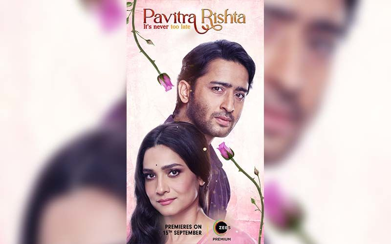 Pavitra Rishta-It's Never Too Late Trailer: Ankita Lokhande And Shaheer Sheikh's Web Series To Release On September 15 On Zee5