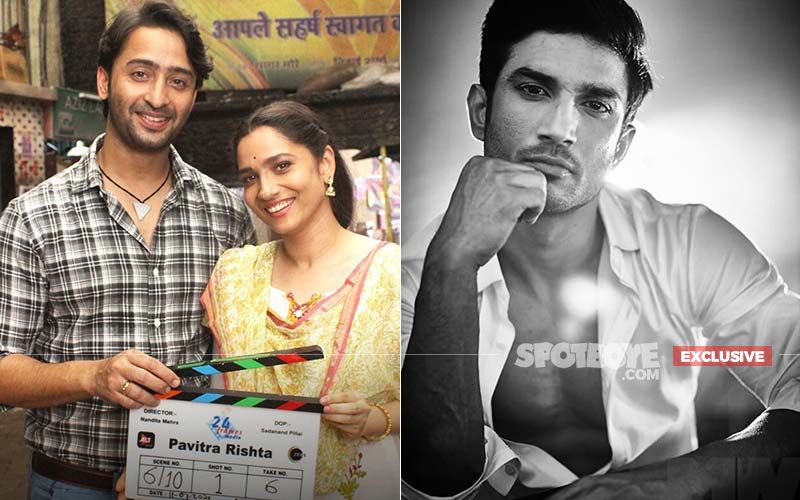 Pavitra Rishta 2: Ankita Lokhande On Shaheer Sheikh Stepping Into Sushant Singh Rajput's Shoes, 'He Is The Perfect Choice, A Star Can't Play Manav'- EXCLUSIVE