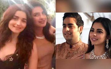Priyanka Chopra And Alia Bhatt Send Warm Birthday Wishes For Isha And Akash Ambani; Share Unseen Pics – VIEW INSIDE