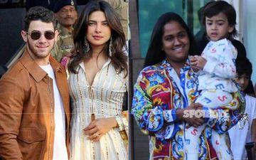 Priyanka Chopra- Nick Jonas Wedding: Mere Yaar Ki Shaadi Hai! Bestie Arpita Khan Reaches Jodhpur
