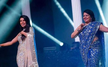 Priyanka Chopra And Mom Madhu Matched Steps On This Peppy Number During Actress' Sangeet Ceremony