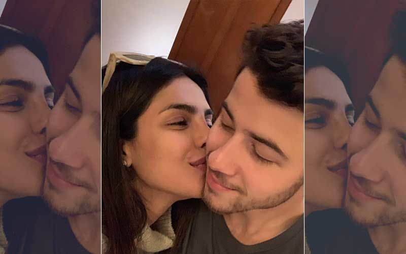PDA Alert! Priyanka Chopra Feels Honoured To Kiss The 'Most Stylish Man' Nick Jonas