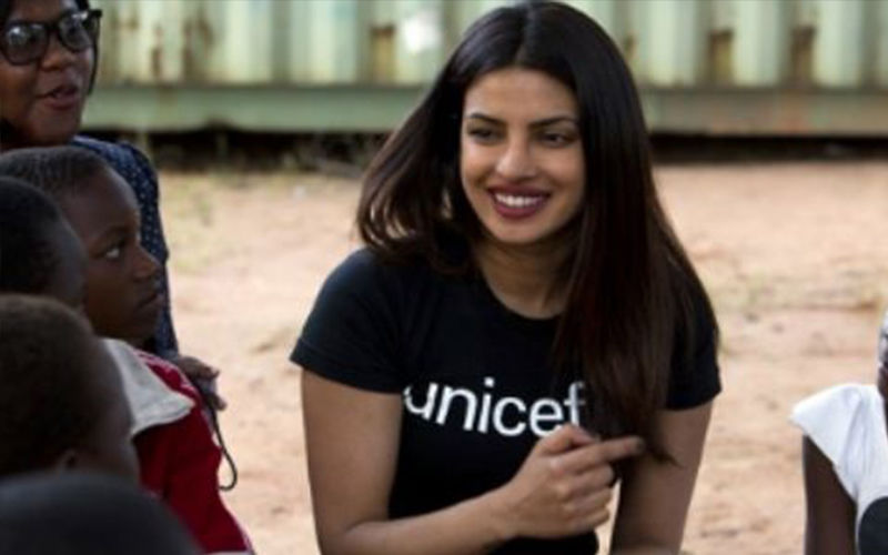 UN Spokesperson  Comes Out In  Favour Of Priyanka Chopra; Says She Retains The Right To Speak In Personal Capacity