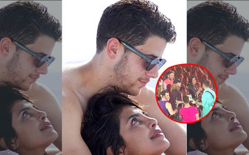 Priyanka Chopra Celebrates Hubby Nick Jonas' Birthday Amid A Jam-Packed Concert; Seals The Deal With A Passionate Kiss