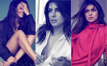Priyanka Chopra's Photoshoot For A Magazine Is The Hottest Thing You Will See Today