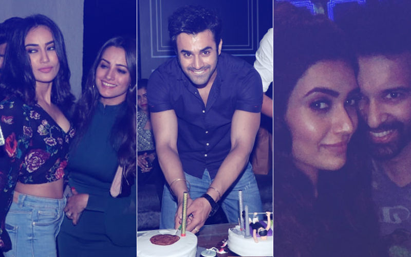 Inside Videos: Naagin Ladies, Surbhi Jyoti & Karishma Tanna Party Hard At Pearl V Puri's Birthday Bash