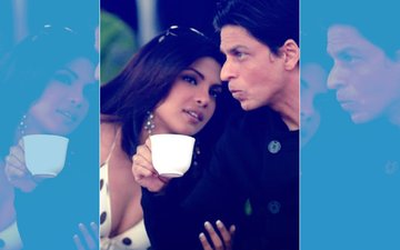 Priyanka Chopra Enacts Shah Rukh Khan On-The-Sets Of A Reality Show