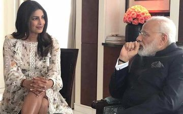 When Priyanka Chopra Demolished Trolls Questioning  Her 'Inappropriate' Dress During A Meeting With Prime Minister Narendra Modi