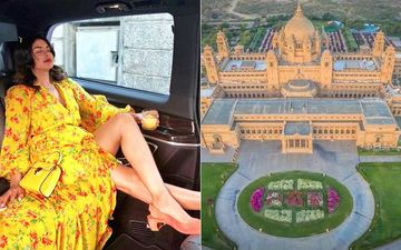 Priyanka Chopra-Nick Jonas Wedding: Ooh La La! Bride-To-Be Will Land In A Helicopter At Umaid Bhawan