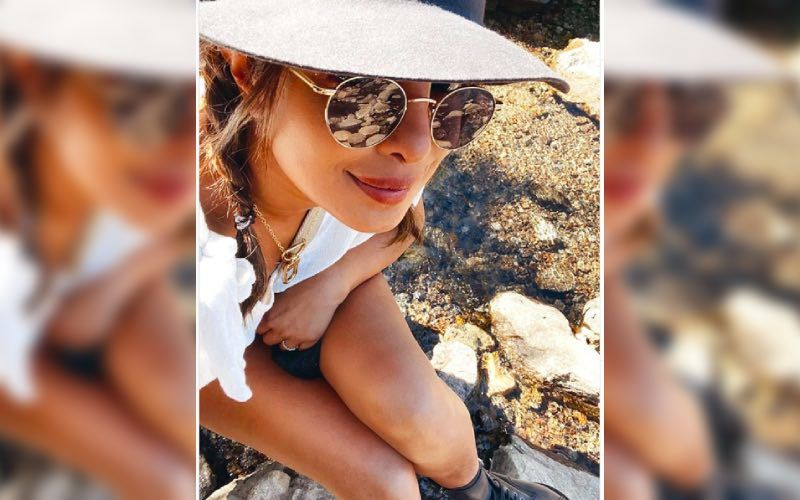 Priyanka Chopra Makes The Most Of Her Quarantine As She Takes In 'Mother Nature's Medicine' – See Pic
