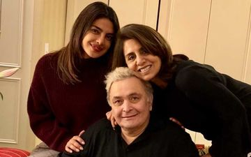 Rishi Kapoor Passes Away: Priyanka Chopra Mourns Veteran Actor's Death, Calls It 'The End Of An Era'; Shares Rare Pic From Their NY Meeting