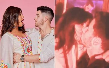 Priyanka Chopra-Nick Jonas' Throwback Kissing Video Reminds Us Of Life Before Coronavirus - VIDEO