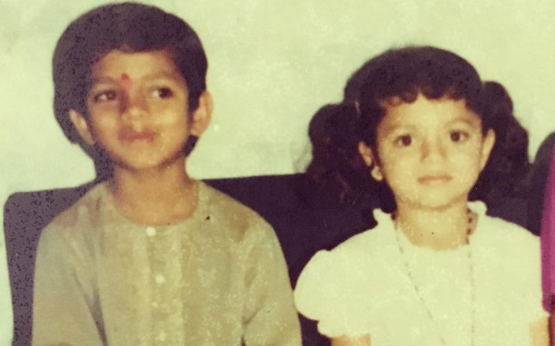 Pehchaan Kaun? This Cute Girl Grew Up To Be A Stunner. Hint: She Recently Aborted A Popular TV Show