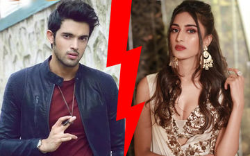 Parth Samthaan And Erica Fernandes Break-Up OR Is It A Lovers' Tiff?