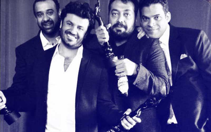 Phantom Is No More: Anurag Kashyap, Vikas Bahl, Vikramaditya Motwane & Madhu Mantena Dissolve Their Company