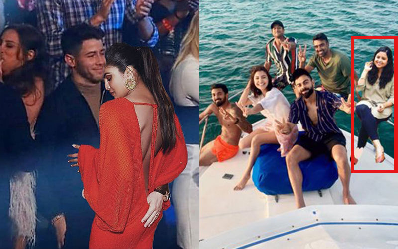 After Priyanka Chopra-Nick Jonas' Photo Trick, A Fan Photoshops R Ashwin's Wife Prithi In Anushka Sharma-Virat Kohli's Yacht Party Pic