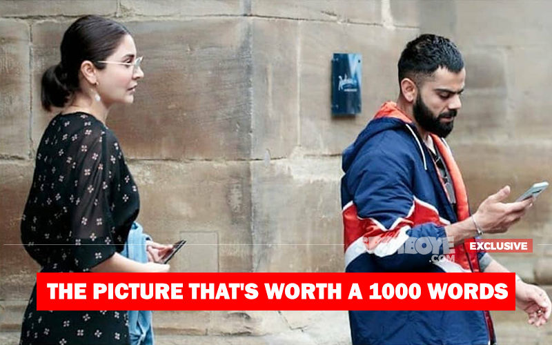 Pictures Don't Lie: Anushka Wondering How To Comfort Virat Kohli, Husband Confronted With Several Questions In Mind