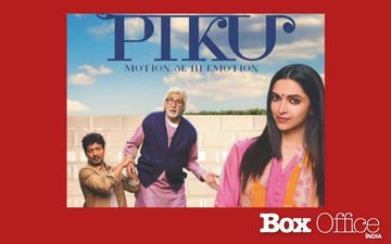 Piku Day One: All India Collection
