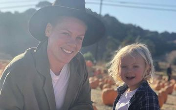 Pop Singer Pink And Her Son Tested Positive For Coronavirus Two Weeks Back; Singer Says Now Out Of Danger