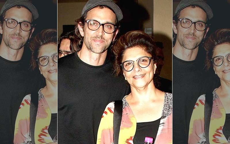 Hrithik Roshan's Mother Pinkie Roshan Tests Positive For Coronavirus, Reveals She Is Asymptomatic: 'Expected To Undergo Another Test Tomorrow'