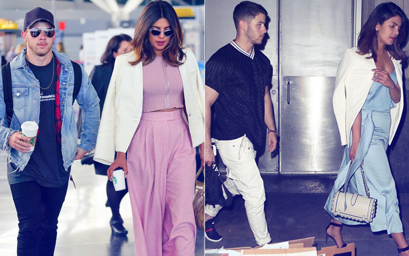 5 Times Lovebirds Priyanka Chopra & Nick Jonas Made Heads Turn With Their Outings