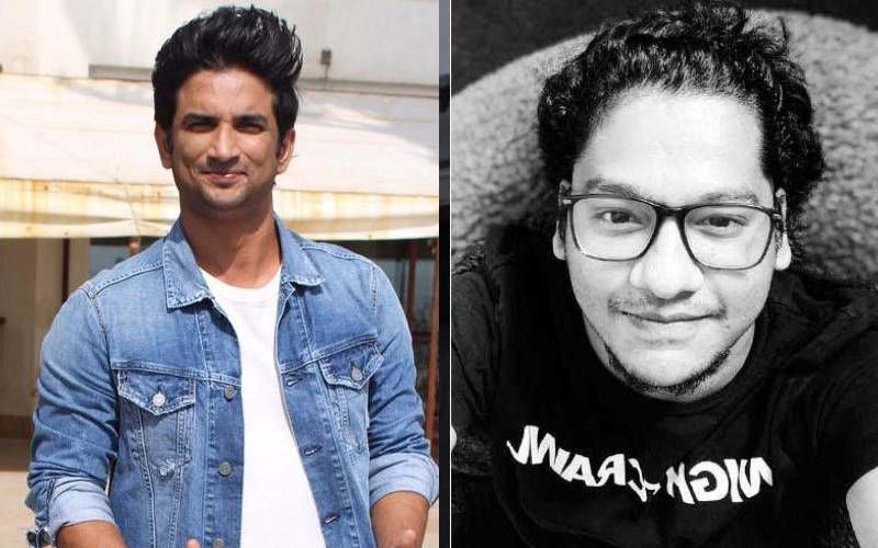 Sushant Singh Rajput's Flatmate Siddharth Pithani Resurfaces On Instagram, Posts A picture As He Casts His Vote In Hyderabad Municipal Elections