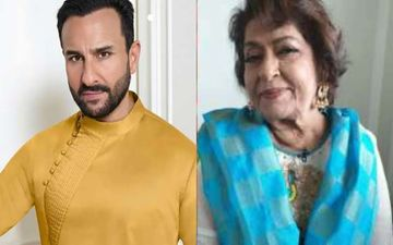 Saif Ali Khan Says Late Saroj Khan Could SHAME Stars Into Performing, She Once Told His Heroine, 'Sex, It's Sex, Have You Never Had It?'