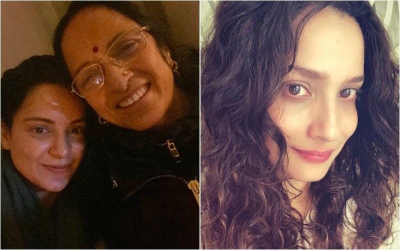 Kangana Ranaut Reveals Her Mother Broke Down After Her Explosive Interview: 'Tumhari Shaadi Ke Liye Upvas Karti Hu'; Ankita Lokhande Sends Love