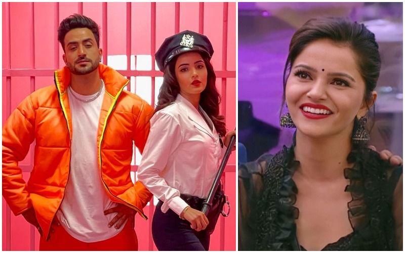 Jasmin Bhasin- Aly Goni's 'Tera Suit' Crosses 100 Million Views; Bigg Boss 14 Winner Rubina Dilaik Sends Love And Wishes For 'Many More Millions'