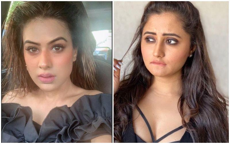 Nia Sharma Describes Her Naagin 4 Co-Star Rashami Desai As A 'Cute Gundi'; Here's How The Latter Reacted To It
