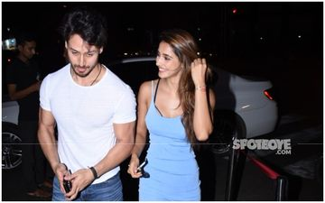 Disha Patani Rushes To Her Rumoured BF Tiger Shroff's Side As He Gets Injured While Playing Football