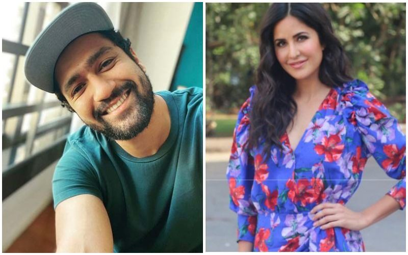 Vicky Kaushal Visits Rumoured Girlfriend Katrina Kaif At Her Residence; Uri Actor's Car Spotted Leaving Kat's Building After Several Hours