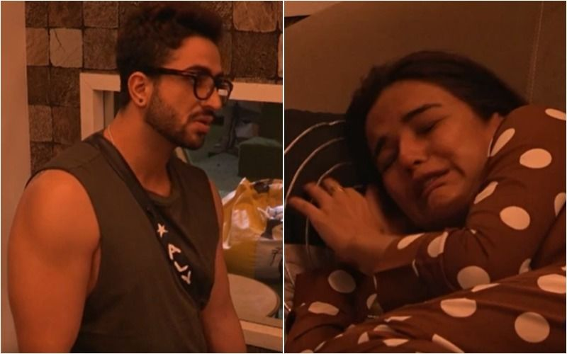 Bigg Boss 14: Jasmin Bhasin Breaks Down And Says 'Pagal Ho Gayi Hu Main Yaha'; Aly Goni Requests To Be Called In The Confession Room
