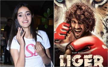 Liger: Vijay Deverakonda Finds His Leading Lady Ananya Panday 'Lovely' And Hard-Working: 'She's A Fun Co-Star'