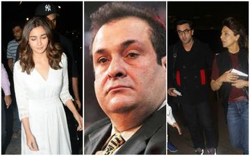Rajiv Kapoor Death: Alia Bhatt Cuts Short Her Maldives Trip; Ranbir Kapoor And Mom Neetu Kapoor Arrive To Pay Their Respects