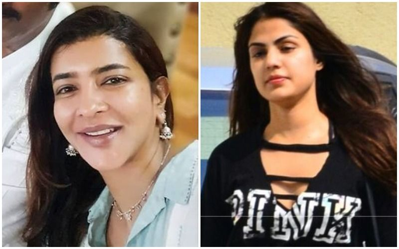 Lakshmi Manchu Reveals She Faced Severe Backlash For Supporting Rhea Chakraborty: 'I Was Asked To Stay Off Twitter For A Week'
