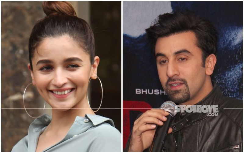 Ranbir Kapoor Surprises Alia Bhatt On Her Birthday; Here's How He Made His Girlfriend's Day Special