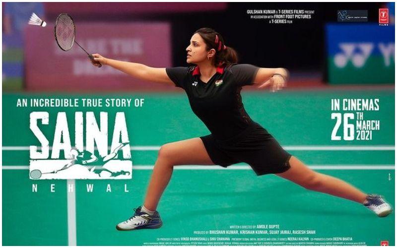 Saina: Parineeta Chopra Shares 'Photo Dump' Of Her 2 Years' Journey To Train For The Role Of Ace Badminton Player Saina Nehwal