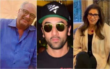 Boney Kapoor And Dimple Kapadia Roped In To Play Ranbir Kapoor's Parents In Luv Ranjan's Upcoming Film? DEETS Inside