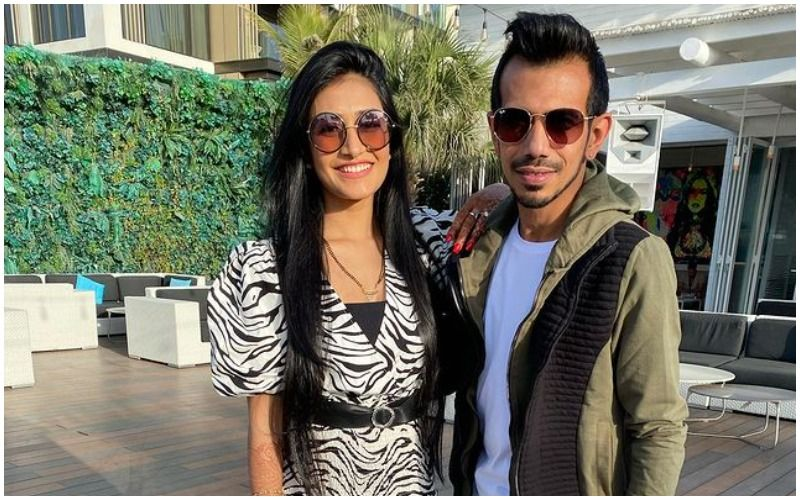 Yuzvendra Chahal Tries The Bald Filter Prank With Wife Dhanashree Varma While In Quarantine; Calls Her His 'Queen'