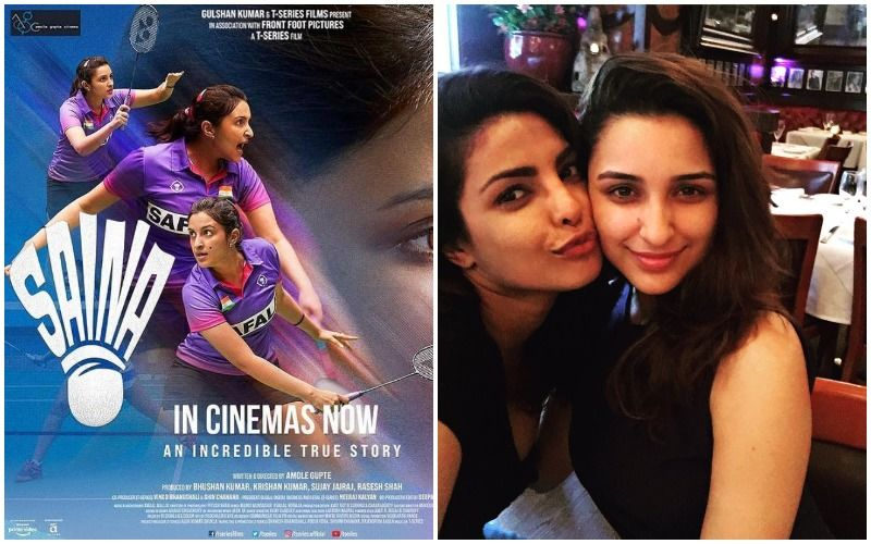 Saina: Priyanka Chopra Lauds Parineeti Chopra For Her 'Hattrick'; Heaps Praises On Her: 'Tisha, So Proud Of Your Hard Work'